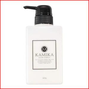 番外編:KAMIKA(カミカ)黒髪クリームシャンプー